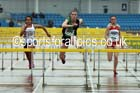 Womens under-20s 100 metres hurdles, Northern Championships, Sport City, Manchester. Photo: David T. Hewitson/Sports for All Pics