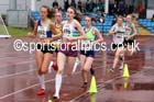 Womens under-20s 1500 metres, Northern Championships, Sport City, Manchester. Photo: David T. Hewitson/Sports for All Pics