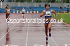 Womens under-20s 400 metres, Northern Championships, Sport City, Manchester. Photo: David T. Hewitson/Sports for All Pics