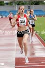 Womens under-20s 800 metres, Northern Championships, Sport City, Manchester. Photo: David T. Hewitson/Sports for All Pics