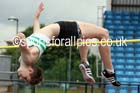 Womens under-20s high jump, Northern Championships, Sport City, Manchester. Photo: David T. Hewitson/Sports for All Pics