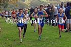Boys under-13s Northern Cross Country Relays. Photo: David T. Hewitson/Sports for All Pics