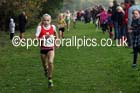 Girls under-13s Northern Cross Country Relays. Photo: David T. Hewitson/Sports for All Pics