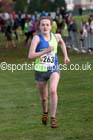 Girls under-15s Northern Cross Country Relays. Photo: David T. Hewitson/Sports for All Pics