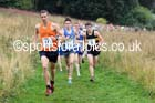 Senior mens relay, Sunderland Harriers Open Cross Counry, Farringdon Park, Sunderland. Photo: David T. Hewitson/Sports for All Pics