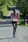 Abraham Tewalde (Saltwell Harriers) wins the Tynedale Jelly Tea 10 Mile Road Race, Hexham. Photo: David T. Hewitson/Sports for All Pics