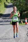 Gerda Steyn (Nedbank RC, South Africa) wins the womens Tynedale Jelly Tea 10 Mile, Hexham. Photo: David T. Hewitson/Sports for All Pics