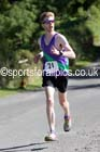 Ben Heathcote (Northumberland Fell Runners), Tynedale Jelly Tea 10 Mile Road Race, Hexham. Photo: David T. Hewitson/Sports for All Pics