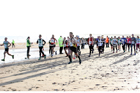 Blyth Sands Handicap Race. Photo:  David T. Hewitson/Sports for All Pics