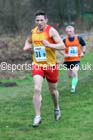 Mens veterans Durham Cathedral Cross Country Relays, Maiden Castle, Durham. Photo: David T. Hewitson/Sports for All Pics