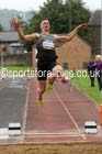 Mens decathlon long jump, EAP International Cominted Events, Hexham. Photo: David T. Hewitson/Sports for All Pics