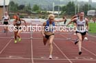 Womens heptathlon 100 metres hurdles, EAP International Cominted Events, Hexham. Photo: David T. Hewitson/Sports for All Pics