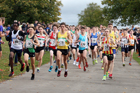 Mens under-17s 3 stage road relay, 2017 ERRA 6 and 4 Stage and Junior Relays. Photo:  David T. Hewitson/Sports for All Pics