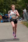 Womens under-17s 3 stage road relay, 2017 ERRA 6 and 4 Stage and Junior Relays. Photo:  David T. Hewitson/Sports for All Pics