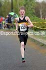 Boys and girls under-15s, Elswick Good Friday Road Races. Photo: David T. Hewitson/Sports for All Pics