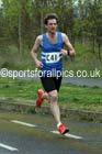 Senior mens relay, Elswick Good Friday Road Races. Photo: David T. Hewitson/Sports for All Pics