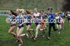 Junior womens Great Edinburgh Cross Country, 2017 Great Edinburgh Cross Country. Photo: David T. Hewitson/Sports for All PIcs