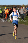 Boys and girls under-15s Heaton Harriers Memorial Road Races, Newcastle. Photo:  David T. Hewitson/Sports for All Pics