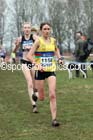 Senior womens Inter Counties Cross Country, Prestwold Hall, Loughborough. Photo: David T. Hewitson/Sports for All Pics