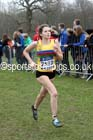 Womens under-17s Inter Counties Cross Country, Prestwold Hall, Loughborough. Photo: David T. Hewitson/Sports for All Pics