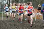 Womens under-20s Inter Counties Cross Country, Prestwold Hall, Loughborough. Photo: David T. Hewitson/Sports for All Pics