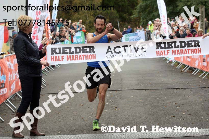 Kielder Half Marathon, 2017 Kielder Marathon and Half Marathon. Photo:  David T. Hewitson/Sports for All Pics