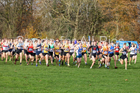 IAAF Junior Mens 2017 British Athletics Liverpool Cross Challenge, Sefton Park, Liverpool. Photo:  David T. Hewitson/Sports for All Pics