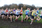 Mens under-17s  2017 British Athletics Liverpool Cross Challenge, Sefton Park, Liverpool. Photo:  David T. Hewitson/Sports for All Pics