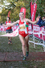 Senior womens National Cross Country Relay, Berry Hill Park, Mansfield. Photo:  David T. Hewitson/Sports for All Pics