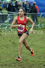 Womens junior National Cross Country Relay, Berry Hill Park, Mansfield. Photo:  David T. Hewitson/Sports for All Pics