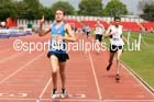 Mens senior 1500 metres, North Eastern Champs, Gateshead Stadium. Photo: David T. Hewitson/Sports for All Pics