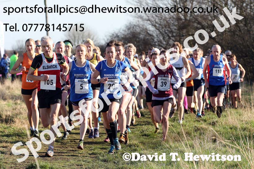 Womens masters and mens over-65s North Eastern Masters, Wallsend. Photo: David T. Hewitson/Sports for All Pics