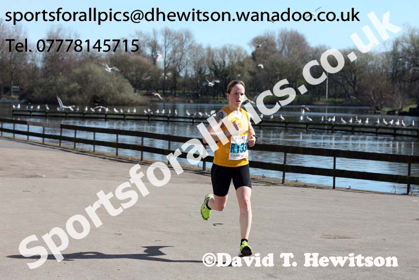 Womens Northern 6 Stage Road Relay, Stanley Park, Blackpool. Photo: David T. Hewitson/Sports for All Pics