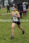 Girls under-13s  Northern Cross Country, Knowsley Safari Park. Photo: David T. Hewitson/Sports for All Pics