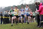 Mens under-17s Northern Cross Country, Knowsley Safari Park. Photo: David T. Hewitson/Sports for All Pics