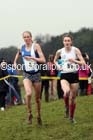 Womens under-20a  Northern Cross Country, Knowsley Safari Park. Photo: David T. Hewitson/Sports for All Pics