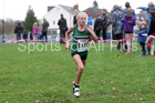 Girls under-13s Northern Cross Country Relays, Graves Park, Sheffield. Photo:  David T. Hewitson/Sports for All Pics
