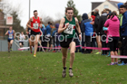 Senior mens Northern Cross Country Relays, Graves Park, Sheffield. Photo:  David T. Hewitson/Sports for All Pics