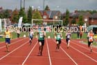 Boys under-15s 200 metres, Northern Under-17s/U-15s and U13s Champs, Leigh Sports Village, Leigh. Photo: David T. Hewitson/Sports for All Pics