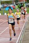 Girls under-15s 1500 metres, Northern Under-17s/U-15s and U13s Champs, Leigh Sports Village, Leigh. Photo: David T. Hewitson/Sports for All Pics