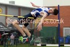 Mens under-17s high jump, Northern Under-17s/U-15s and U13s Champs, Leigh Sports Village, Leigh. Photo: David T. Hewitson/Sports for All Pics