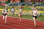 Womens under-17s 300 metres, Northern Under-17s/U-15s and U13s Champs, Leigh Sports Village, Leigh. Photo: David T. Hewitson/Sports for All Pics