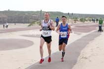 Sand Dancer 10k (approx.), South Shields. Photo: David T. Hewitson/Sports for All Pics