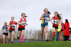 Girls under-13s, Sherman Cup and Davison Shield, Temple Park, South Shields. Photo:  David T. Hewitson/Sports for All Pics