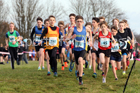 Boys under-13s 2017 Start Fitness North Eastern Harrier League, Aykley Heads, Durham. Photo:  David T. Hewitson/Sports for All Pics