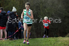 Girls under-13s 2017 Start Fitness North Eastern Harrier League, Aykley Heads, Durham. Photo:  David T. Hewitson/Sports for All Pics