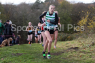 Girls under-15s 2017 Start Fitness North Eastern Harrier League, Aykley Heads, Durham. Photo:  David T. Hewitson/Sports for All Pics