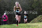 Womens under-17s and under-20s 2017 Start Fitness North Eastern Harrier League, Aykley Heads, Durham. Photo:  David T. Hewitson/Sports for All Pics
