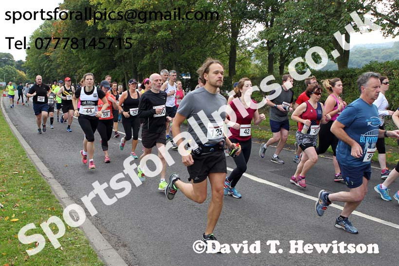 Tynedale Jelly Tea 10 Mile Road Race, 2017 Tynedale Jelly Tea 10 Mile Road Race, Ovingham, Northumberland. Photo: David T. Hewitson/Sports for All Pics