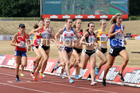 Womens 1500 metres, Muller British Championships, Alexander Stadium, Birmingham. Photo: David T. Hewitson/Sports for All Pics